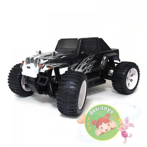 Радиоуправляемый внедорожник HSP Electric Off-Road Jeep 4WD 1:10 - 94121 - 2.4G (40 см)
